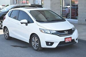 2015 Honda Fit EX SUNROOF | BLUETOOTH | HEATED SEATS |