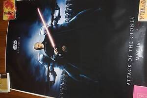 Star Wars Movie posters Annandale Leichhardt Area Preview
