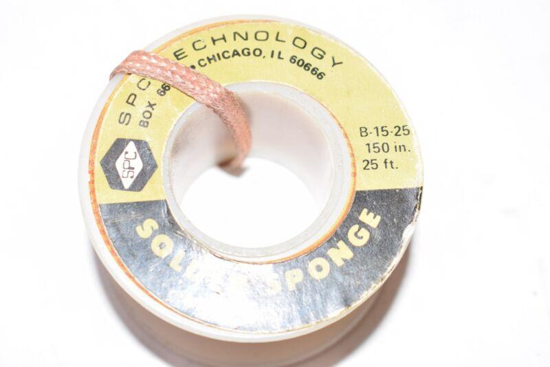 SPC Technology B-15-25 Solder Sponge