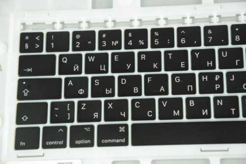 """Original Spanish SP Keyboard Keycaps for Apple Macbook 13/"""" 15/"""" A1706 A1707 A1708"""
