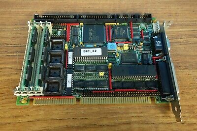 Kontron Teknor Industrial Pc On A Board Computer T701sx255-0000