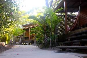 BEAUTIQUE BACKPACKER HOSTEL ON 15 ACRES   P.O.A. Agnes Water Gladstone Area Preview