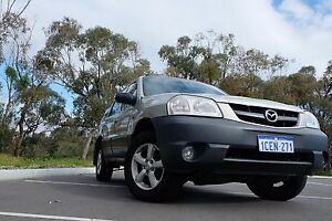 2006 Mazda Tribute Wagon V6 3.0 Leederville Vincent Area Preview