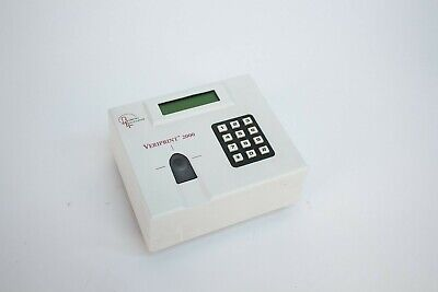 Biometric Identification Veriprint 2000a Fingerprint Scanner Reader