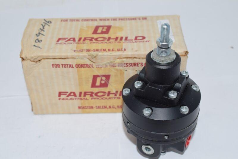 Fairchild 81 Multi-Stage Pressure Regulator 150 PSI