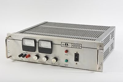 Sorensen Dcr40-10a Nobatron Power Supply