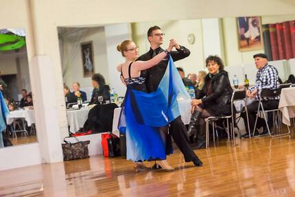 Wanted: Youth Age Group Male Dance Partner to compete in Dancesport
