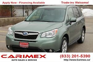 2015 Subaru Forester 2.5i Convenience Package AWD | Heated Se...