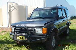 2000 Land Rover Discovery Wagon Hanwood Griffith Area Preview