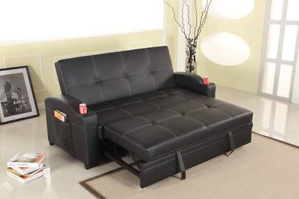 Maple Sofa -Black