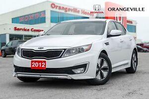 2012 Kia Optima Hybrid Premium|BACK UP CAM|HEATED SEATS|LEATHER