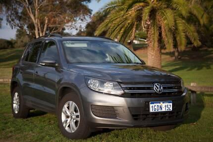 2014 Volkswagen Tiguan 118TSI Perth Perth City Area Preview