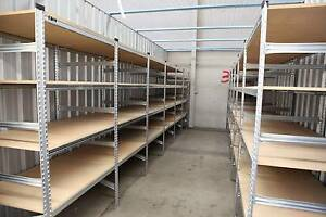 Bowen's Commercial Grade Shelving Box Hill Whitehorse Area Preview