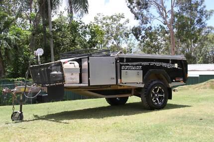 Off Road Camper Trailer - Desert Edge