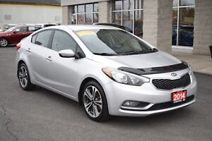 2014 Kia Forte 2.0L EX Reverse Camera | One Owner | Bluetooth