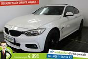 BMW 430d xDrive M Paket  HUD°RFK°KeyLess°LED