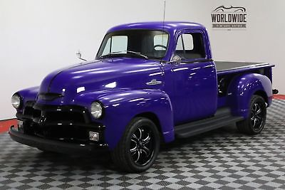 1955 Chevrolet 3100 ALL FACTORY STEEL FRAME OFF RESTORATION CALL 1-877-422-2940! FINANCING! WORLD WIDE SHIPPING. CONSIGNMENT. TRADES. FORD