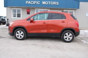 2014 Chevrolet Trax 1LT*AWD*BACK UP CAM*XM*BLUETOOTH*ONE OWNER