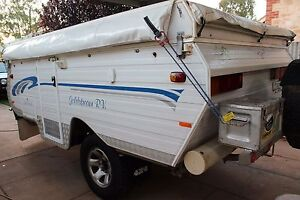 Goldstream off-road camper 2003 - ready to go Willaston Gawler Area Preview