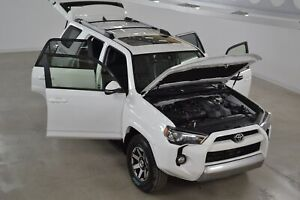 2017 Toyota 4Runner SR5 Trail Edition GPS*Cuir*Toit Ouvrant*