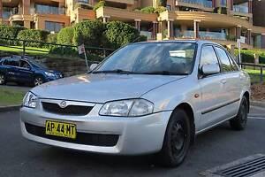 2000 Mazda 323 Sedan Milsons Point North Sydney Area Preview