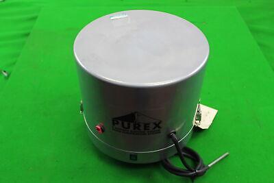Purex 2 Station Electric Solder Fume Purification System Lab Equipment