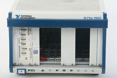 Ni National Instruments Pxie-1062q 8-slot Pxi Express Chassis - No Modules