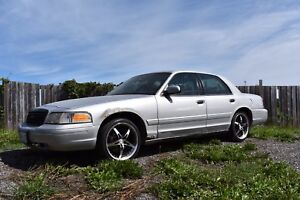 2000 crown Vic trade for civic