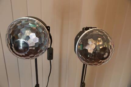 Party Stage Light (Disco balls)
