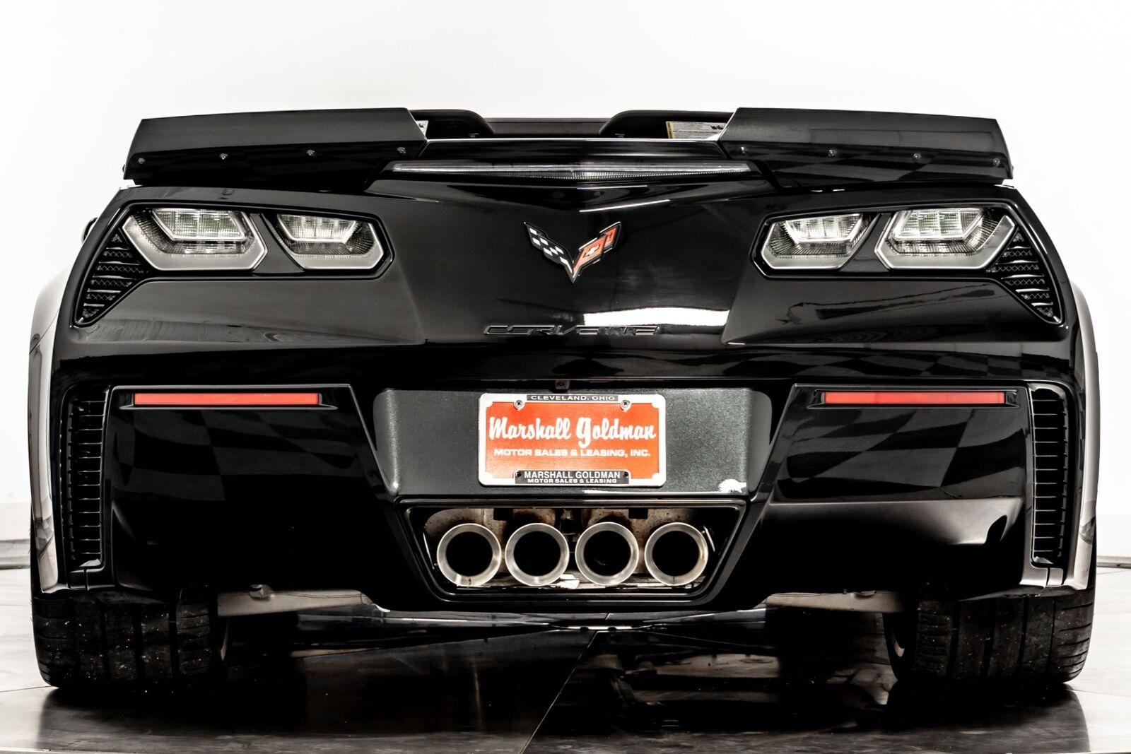2015 Black Chevrolet Corvette Z06 3LZ   C7 Corvette Photo 7