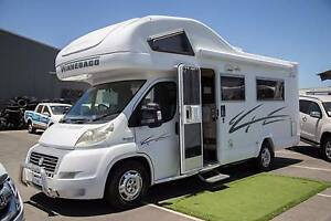 2011 Winnebago Birdsville Elite Hillman Rockingham Area Preview