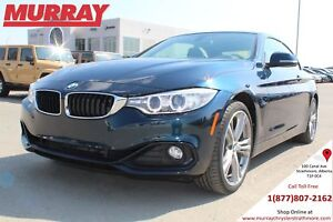 2014 BMW 4 Series 428I XDRIVE *CONVERTIBLE! NAVIGATION!*