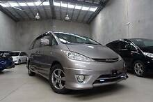2005 Toyota Tarago Grey Ultima Wagon 7st 5dr 4sp 3.0L V6 VVTi Wingfield Port Adelaide Area Preview