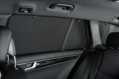 Sonnenschutz Mercedes Benz CLK C 208 2-Türer 96-03, Blenden hinten+Heckscheibe