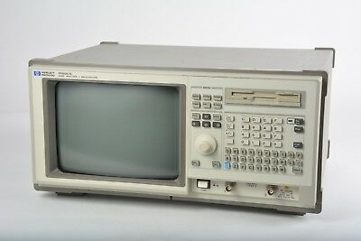 Hp Agilent 1660cs Logic Analyzer Oscilloscope 136-channel Benchtop La