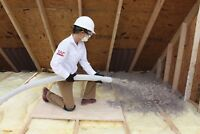 Cellulose Insulation installers