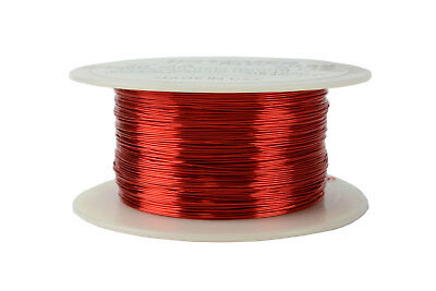 Temco Magnet Wire 26 Awg Gauge Enameled Copper 8oz 155c 629ft Coil Winding