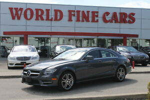 2014 Mercedes Benz CLS-Class | Accident Free | AWD