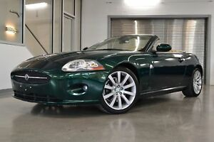 2007 Jaguar XK V8 UNIQUE!