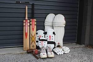 Grey-Nicolls Cricket Gear Set St Lucia Brisbane South West Preview