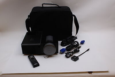 Dell 4320 4300 Lumens 1080p 2000:1 *73 Hours* DLP Projector