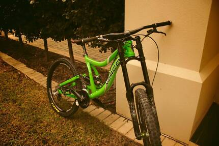 Norco Aline Downhill Mountain Bike - Mint Condition Dulwich Burnside Area Preview