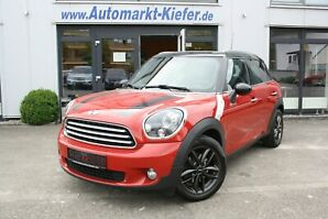 MINI Countryman Cooper*Chili*Xenon*el.Glasdach*17-Z.*