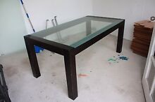 Dining table with chairs Bexley Rockdale Area Preview
