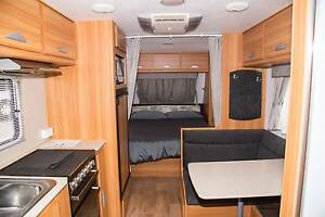 2012 Coromal Element - TRIPLE BUNK BED!! Hillman Rockingham Area Preview