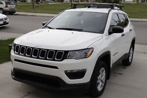 2019 Jeep Compass Sport ***Almost New***