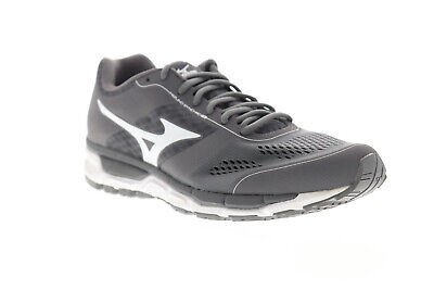 Mizuno Synchro Mx 320544-9100 Mens Gray Athletic Gym Baseball Cleats Shoes