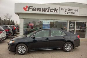 2012 Toyota Camry Hybrid LE - Accident Free