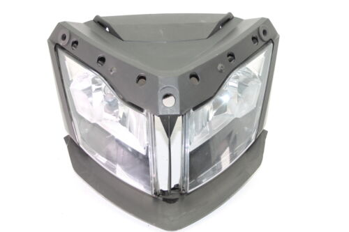 11-16 Ski-doo Skandic 600 Front Left And Right Headlight Lamp W console support