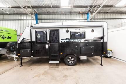 2018 Lotus Caravans Tremor 17'6 Somerton Hume Area Preview